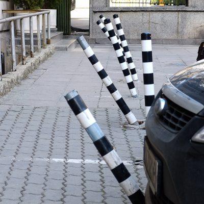 Паркиране по софийски