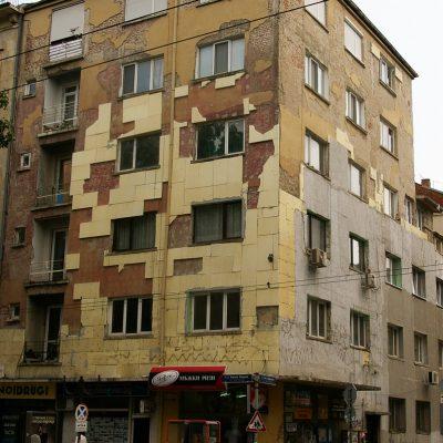 Кандидат за най-ужасната сграда на центъра