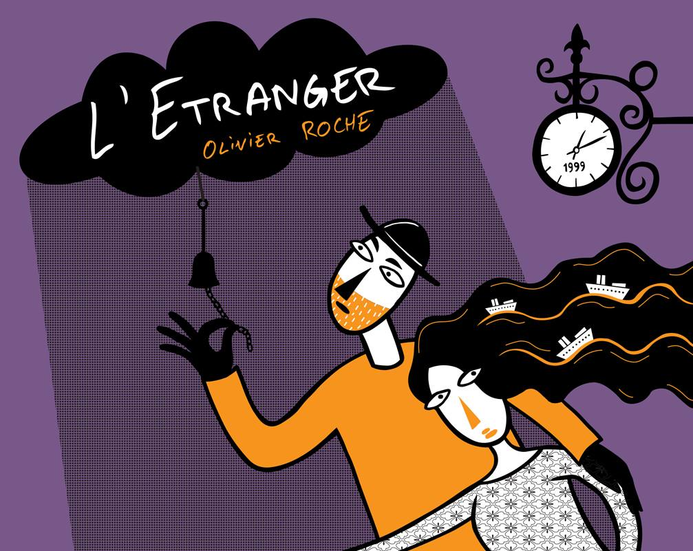 Illust_LEtranger